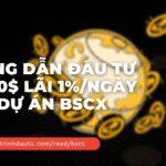 Hướng Dẫn Đầu Tư 13,000$ farmming vào dự án BSCX Việt Nam